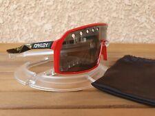 Oakley Sutro origins redline Vented / Prizm Black Iridium rare collector Limited
