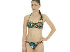 Abbigliamento verdi per il mare e la piscina da donna poliammide s