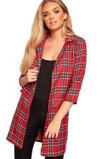 Cappotti e giacche da donna nessuna rosso casual