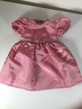 "Original American Girl Pink Formal Dress for 18""Kit Doll"
