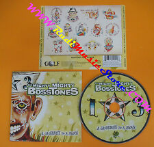 CD THE MIGHTY MIGHTY BOSSTONES A jackknife to a swan 2002 uk (Xs9) no lp mc dvd