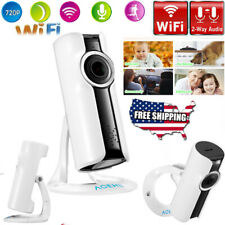 WiFi Ip Camera Spy Surveillance System Wireless Video Night For Home Security Us