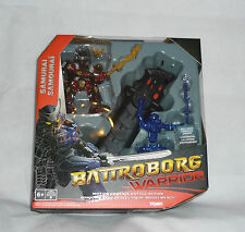 Battroborg Warrior Samurai Motion Control Battle Action Tomy T60851