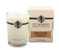 Archipelago Botanicals Boxed Candle Jar - Bergamot Tobacco - Soy Wax 5.25 Oz NEW