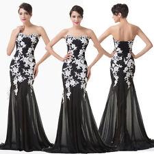 Robe de mariée noir/blanc Taille 40  LIVRABLE DE SUITE marque GRACE KARIN