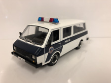 RAF 22038 Latvia Police Cars of the World Series 1:43 scale