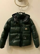 Moncler kids boys down coat/jacket 8 years