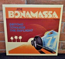 JOE BONAMASSA - Driving Towards the Daylight, UK Import BLACK VINYL New & Sealed