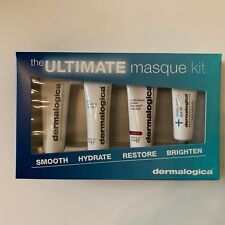 Dermalogica The Ultimate Masque Kit 4 Products Brand New Boxed FREE UK Post