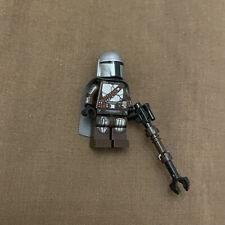 Genuine Lego Disney Star Wars MANDALORIAN DIN DJARIN minifigure minifig 75292