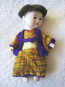 XLNT-1950's Japanese Porcelain Doll - Fabulous Condition!