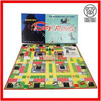 Spy Ring Board Game Vintage International Spy Game Fun Retro 1965 Waddingtons