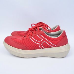 KyBoot / Kybun Gstaad W red sz 41 / US 10 / UK 7