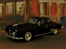 "1951 STUDEBAKER ""BULLET NOSE"" COMMANDER COLLECTIBLE MODEL - 1/64 SCALE DIORAMA"