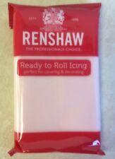 250g Renshaw Bebé Rosa Regalice/Sugarpaste/listo para rodar Glaseado