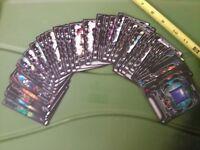 Lot of 43 Epic Battles TCG Mortal Kombat Cards c*1-c*56