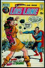 DC Comics Superman's Girl Friend LOIS LANE #110 VFN 8.0