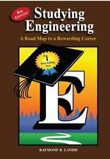 Studying Engineering: A Road Map To A Rewarding Career 4th Edition - like new