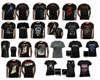 OFFICIAL Metallica T Shirt M Ride M Binge Justice Papa Het M Anger Kill Em All
