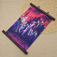 Akame ga KILL Scroll Hanging Poster Art Hot Janpan Anime Home Decor Cosplay New