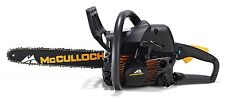 McCulloch CS 360T Petrol Chainsaws - Black