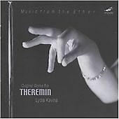 Lydia Kavina - Music from the Ether (Original Works for Theremin, 2005)