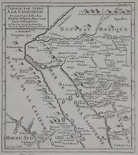 California-pasaje par terre a la californie-cine/partirla 1781-scarce