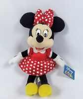"""Toy Factory Disney 15"""" Minnie Mouse Plush Doll"""
