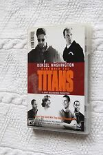 Remember the Titans (DVD), R-4, Very good, Free shipping within Australia