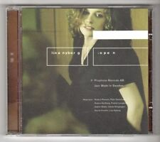 (GY282) Lina Nyberg, Open - 1998 CD