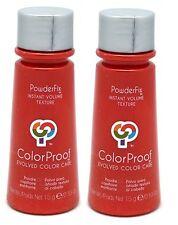 "ColorProof ""PowderFix"" Instant Volume Texture 15 gram .53 oz Pack of 2"