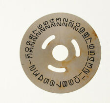 Rolex Date Calendar wheelfor caliber 2030 silver color, for datejust models