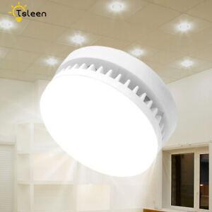 GX53 LED Spotlight Warm/Cool White Bulb Replace 85-265V For Cabinet Showcase 1x