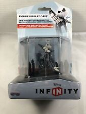 Disney Infinity Jack Skellington Special Edition (Rare) & Figure Display Case