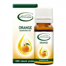 100% NATURAL Essential OIL Orange - Citrus sinensis - 10ml Pure Oil