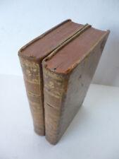 [LA HARPE]. SUETONE. Les douze Césars...1770. Edition originale. 2 Vol. Rare