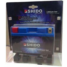 Shido YTZ10S Lithium Ion Batterie - Lithium Ionen Motorradbatterie 12V
