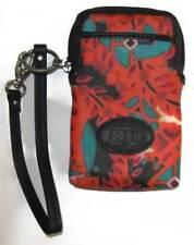 Fossil Womens Floral Keyper iPhone/Samsung Carryall Wristlet #SL4120919 NWT