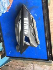YAMAHA YZFR125 YZF125R FRONT RIGHT LOWER FAIRING PANEL UNDER 2 MATT BLACK
