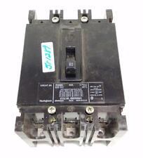 WESTINGHOUSE 600V 60A 3POLE CIRCUIT BREAKER FB3060L