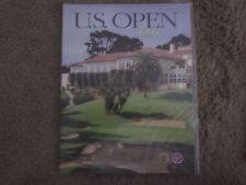 1998 U.S. OPEN PGA GOLF PROGRAM THE OLYMPIC CLUB SAN FRANCISCO IN PLASTIC NICE