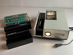 Vintage Hanimex Hanomat Auto 1000 35mm Colour Slide Projector.