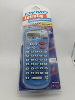 Dymo Letra Tag Label Maker NEW factory sealed w/ cassette N10926