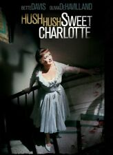 16mm Southern Gothic--Bette Davis in HUSH...HUSH, SWEET CHARLOTTE (1964)