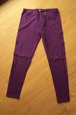 Girls The Children's Place Purple Stretch Leggings Pants Size XL 14
