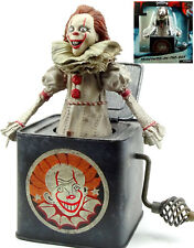 """GALLERY PENNYWISE IN THE BOX PVC STATUE 10"""" / ca. 26 cm DIAMOND SELECT TOYS"""