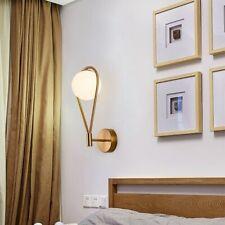 Nordic Wall Lamp Modern Minimalist Glass Living Room Bedroom Bedside Wall Lights