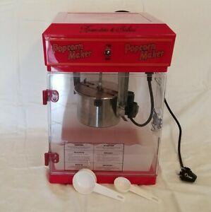Rosenstein & Söhne Popcornmaschine Popcorn - Maschine