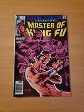 Master of Kung Fu #101 ~ VERY FINE VF ~ (1981, Marvel Comics)
