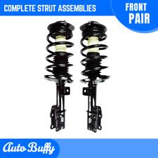 2 Front Complete Strut & Spring Assembly for 2004-2007 Chevrolet Malibu Sa